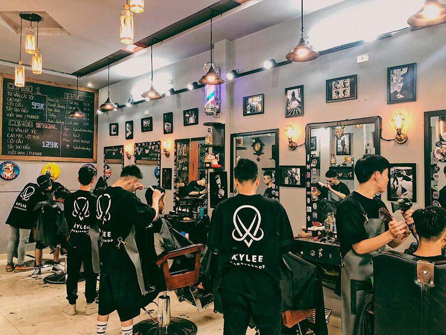 Cắt tóc Mohican đẹp tại Đà Nẵng