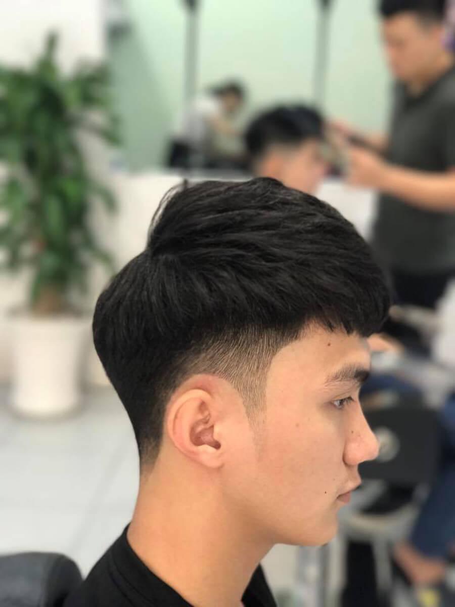 Tóc Mohican dài đẹp nhất