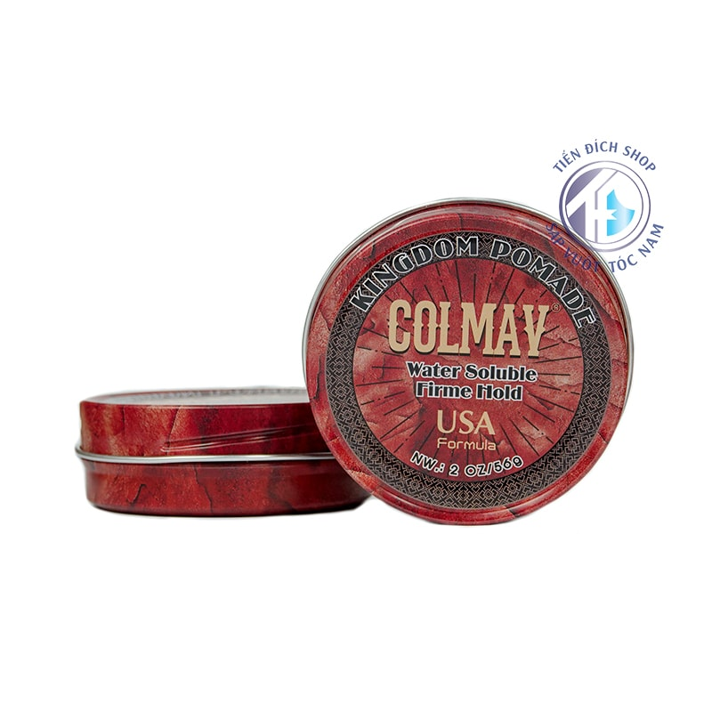 Colmav Water Soluble Firme Hold 56gr