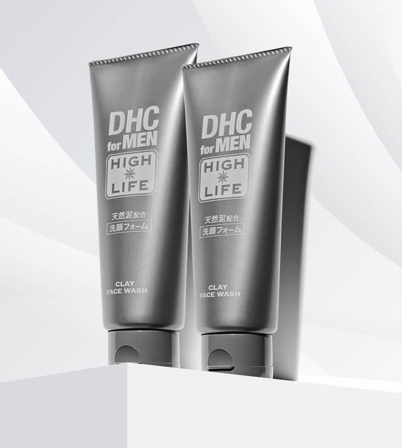 Sữa Rửa Mặt DHC High Life Clay Face Wash