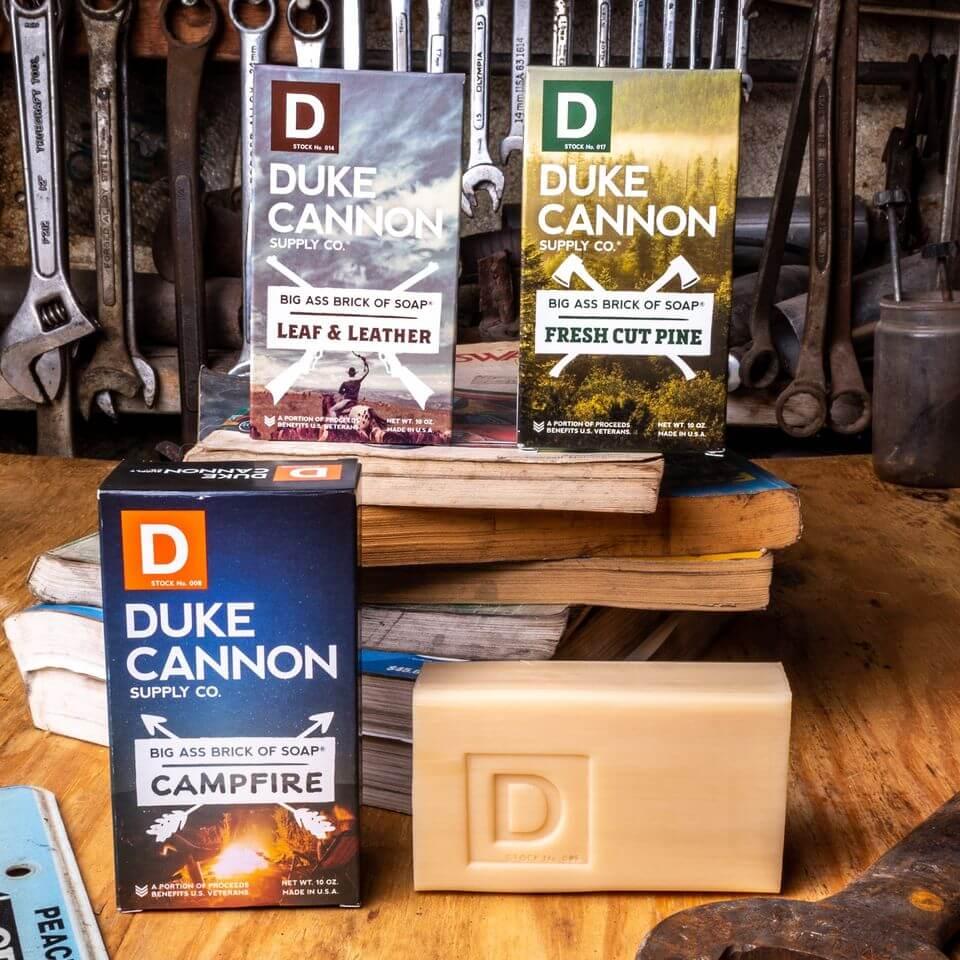 Xà phòng tắm Duke Cannon