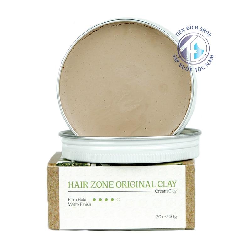sáp vuốt tóc Original Clay năm 2020