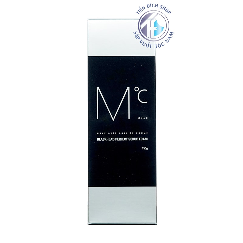 sua-rua-mat-MdoC-Blackhead-Perfect-Scrub-Foam-150g