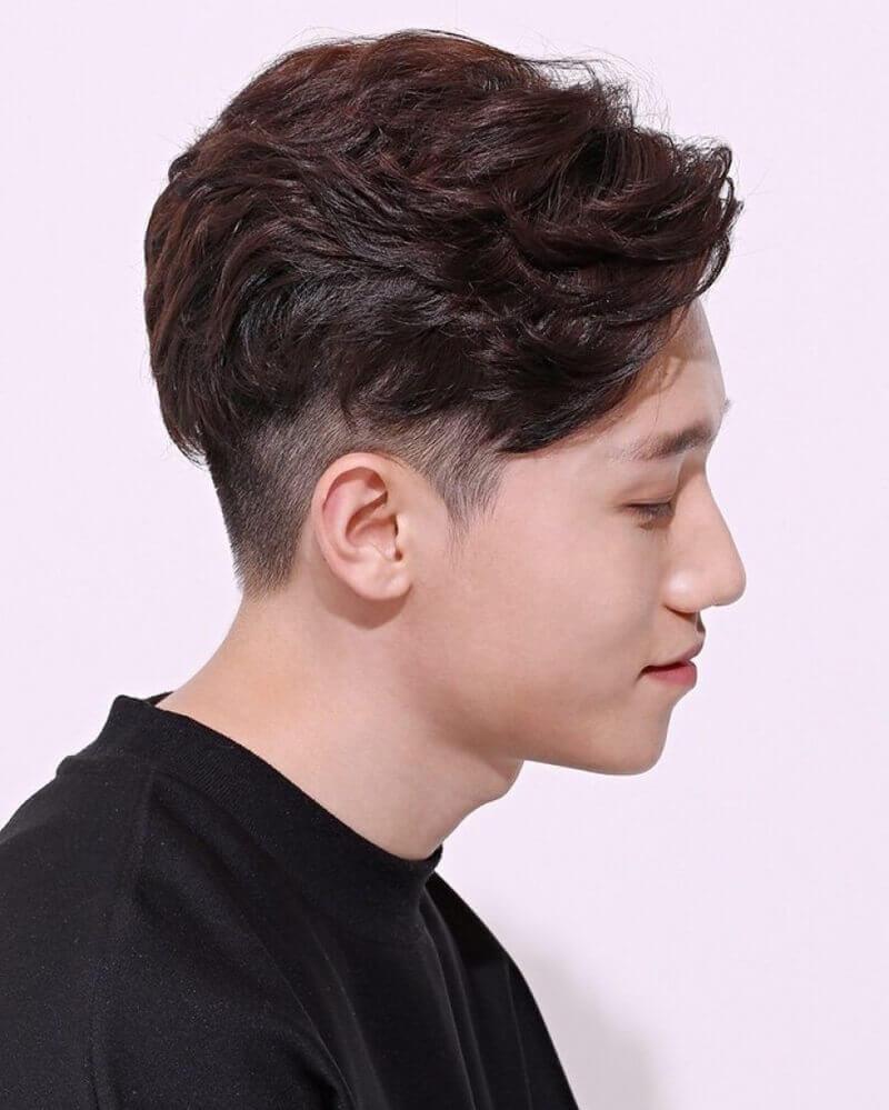 Kiểu tóc moi uốn xoăn