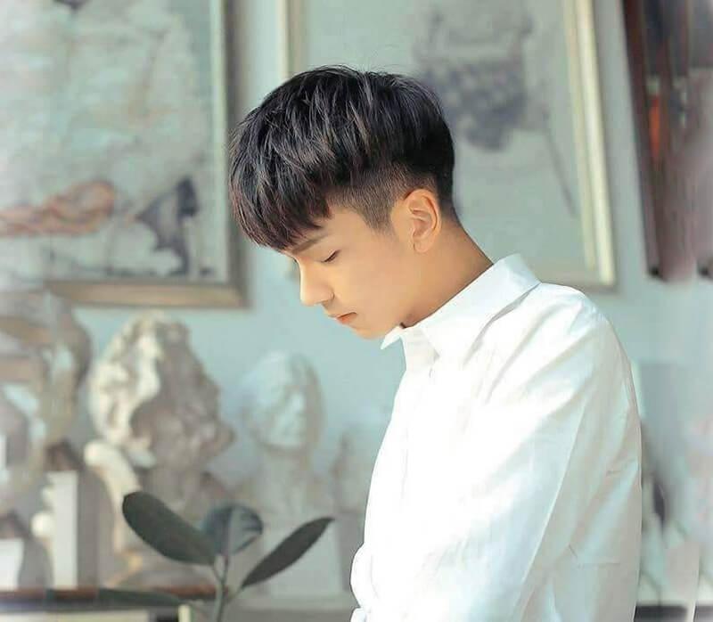 tóc moi nam ngắn Hàn Quốc