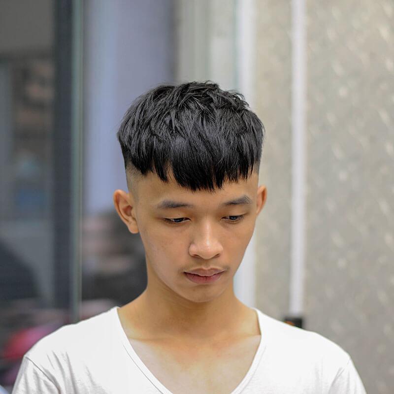 Kiểu đầu moi cắt Layer
