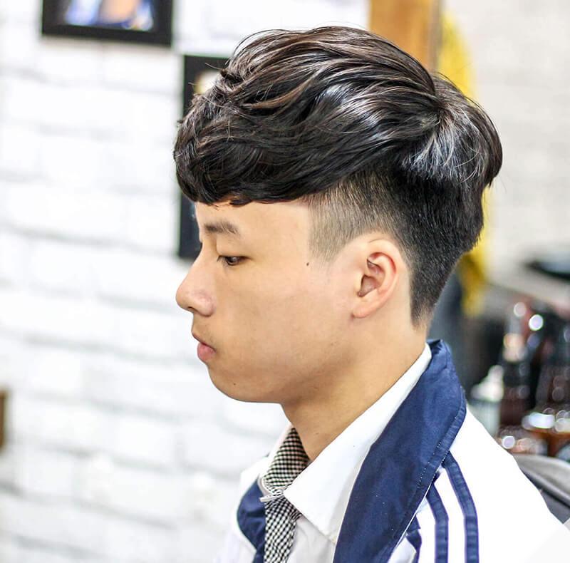 Kiểu tóc moi ngắn