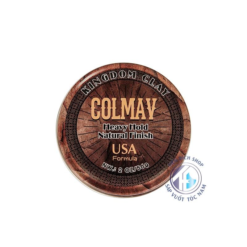 Sáp Colmav Kingdom Clay 56g
