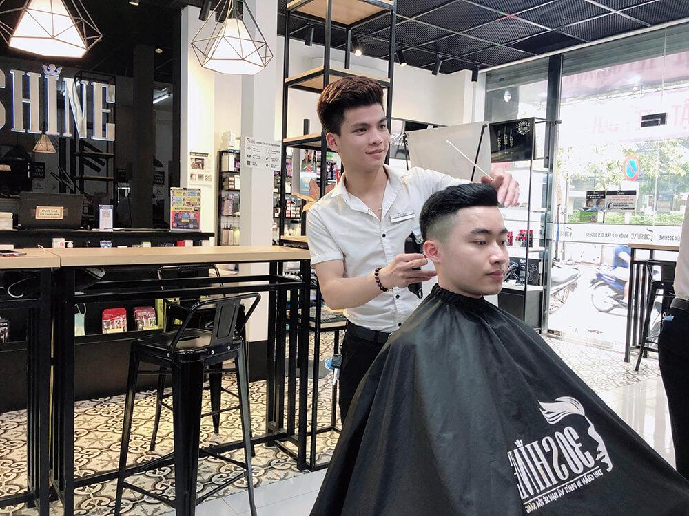 Đào tạo cắt tóc nam Tp.HCM - S4M Academy
