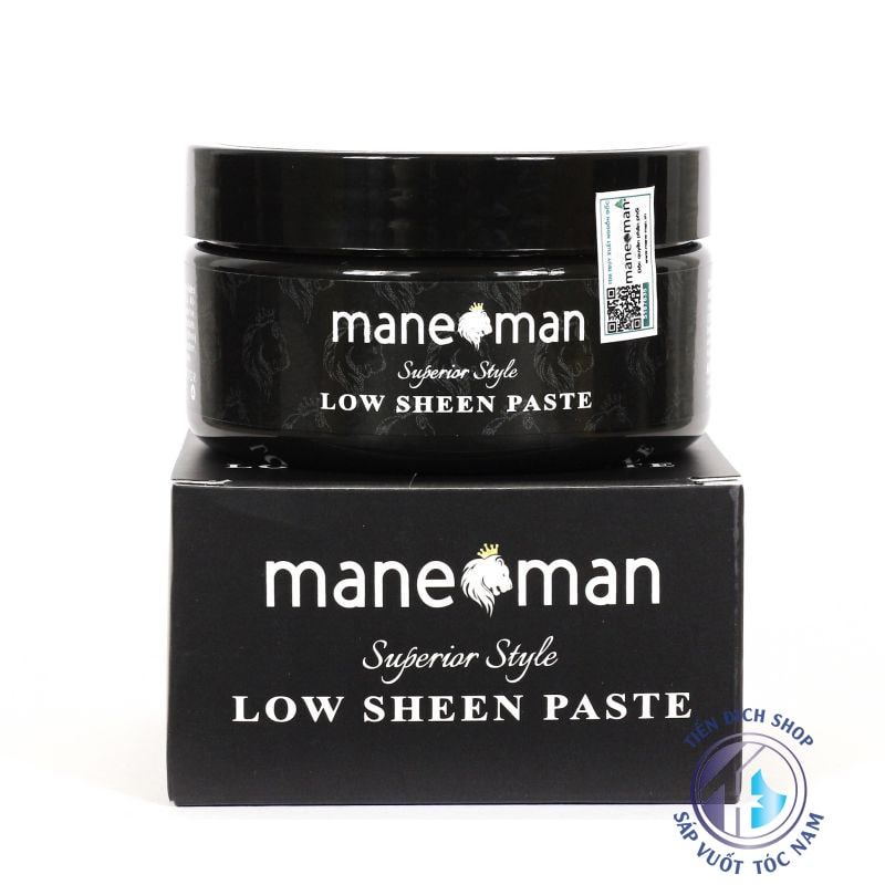 Mane Man Low Sheen Paste