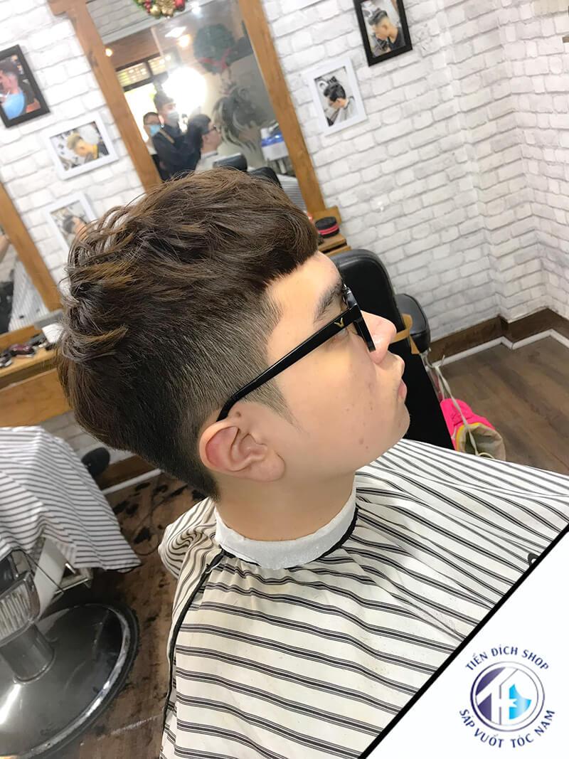 tóc nam đẹp ngắn