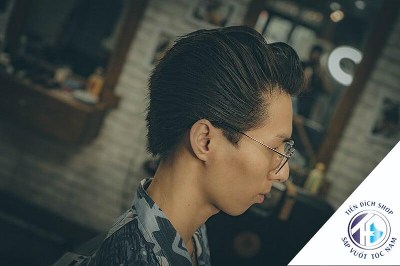 kiểu tóc nam dài 2021