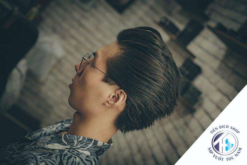 tóc nam dài đẹp 2021