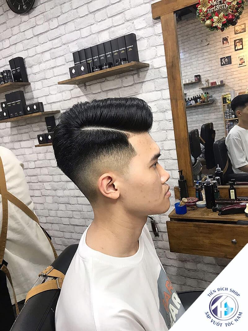 kiểu tóc nam đẹp nhất 2021