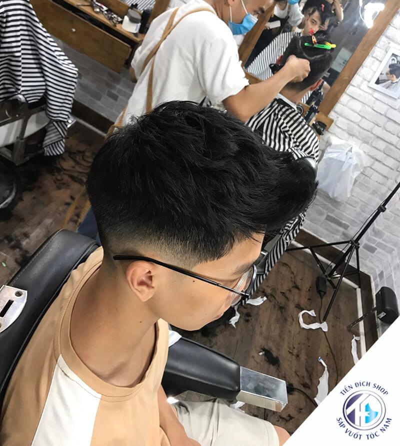 Tóc nam Hàn Quốc đẹp