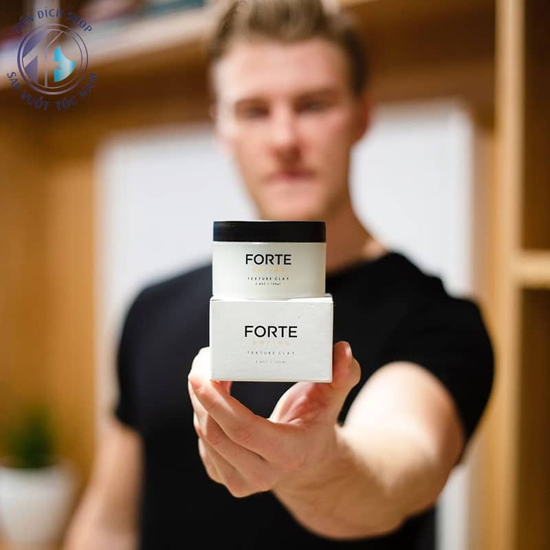 Forte Series Texture Clay