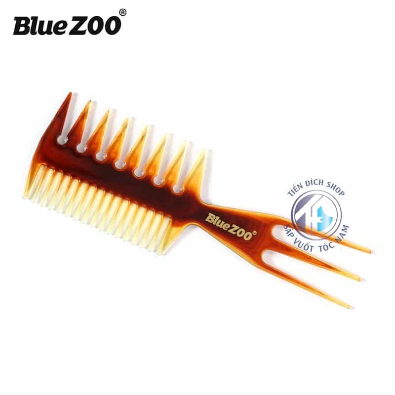 Lược chia texture Blue Zoo