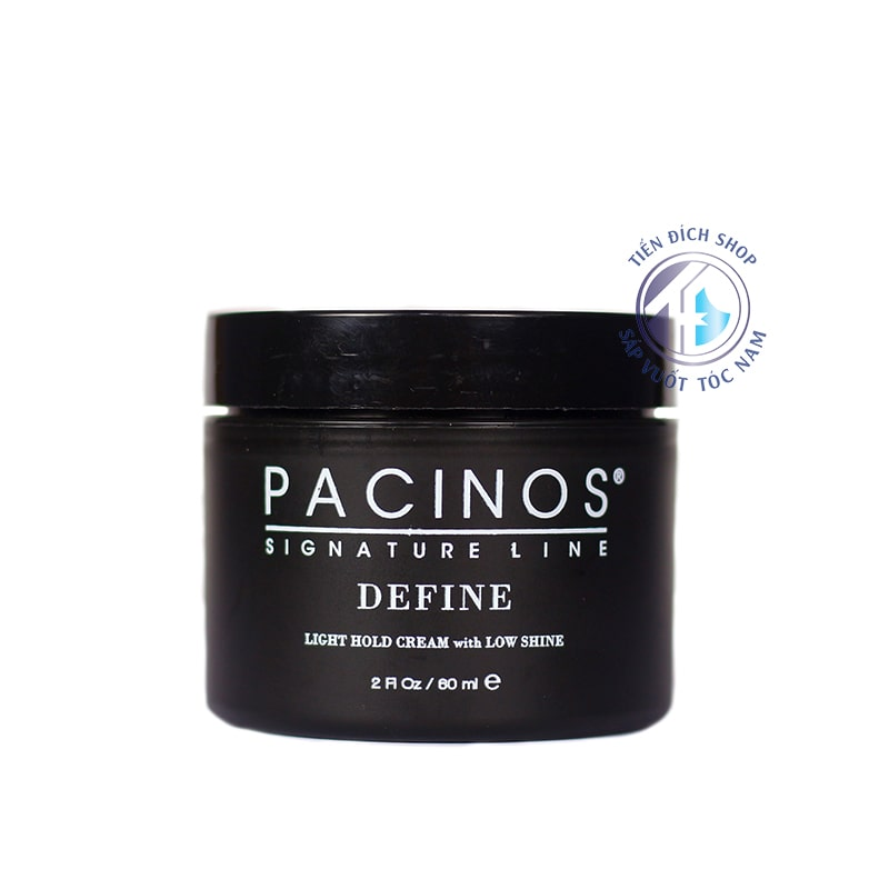 Pacinos Define Light Hold Cream With Low Shine