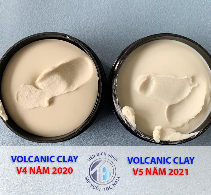 Volcanic Clay V5 năm 2021