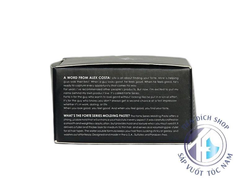 Forte Series Molding Paste