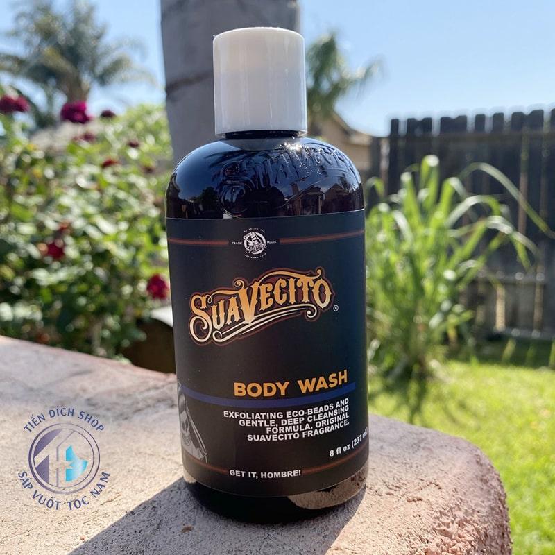 Suavecito Body Wash