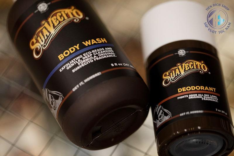 sữa tắm Suavecito Body Wash