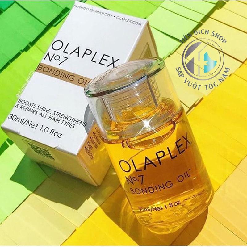 phương pháp sử dụng Olaplex số 7