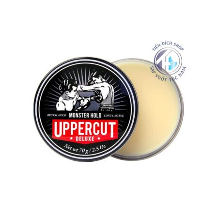 Pomade gốc dầu Uppercut Deluxe Monster Hold