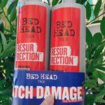 sử dụng cặp dầu gội xả Tigi Bed Head Resurrection 970ml chính hãng USA