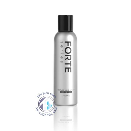 gôm xịt tóc Forte Series Texture Hair Spray