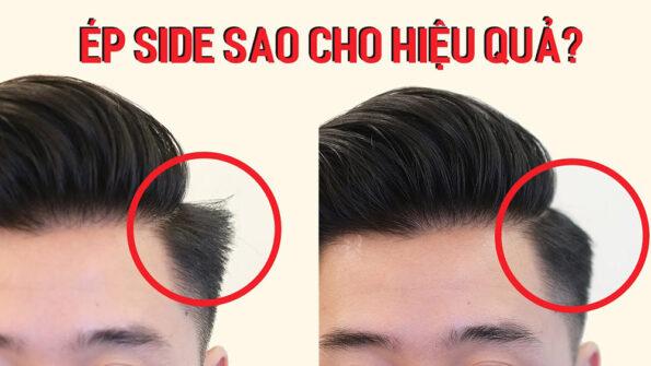 ép sidee tóc mai