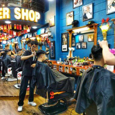 Top #10 Barber Shop Hà Nội | ĐẸP & SANG nhất 2021