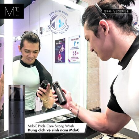 dung dịch vệ sinh nam MdoC Pride Care & Strong Wash