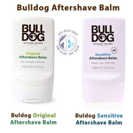 Bulldog Aftershave Balm 100ml