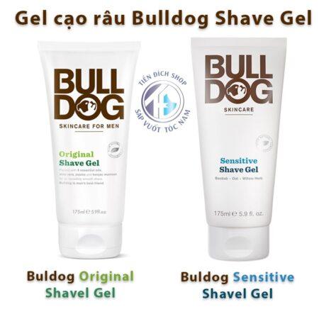 Bulldog Shave Gel