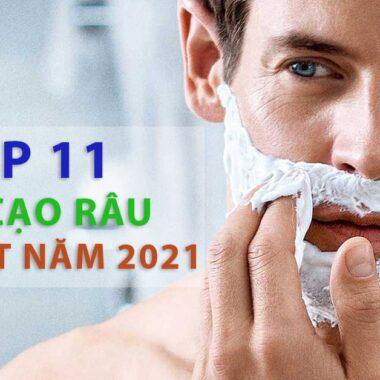 TOP 12 Kem cạo râu tốt nhất được bình chọn năm 2021 [Chất lượng + Rẻ]