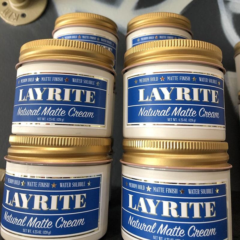Sáp Layrite Natural Matte Cream