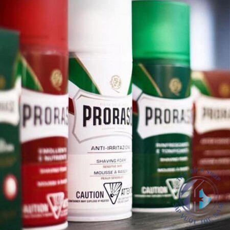 Bọt cạo râu Proraso