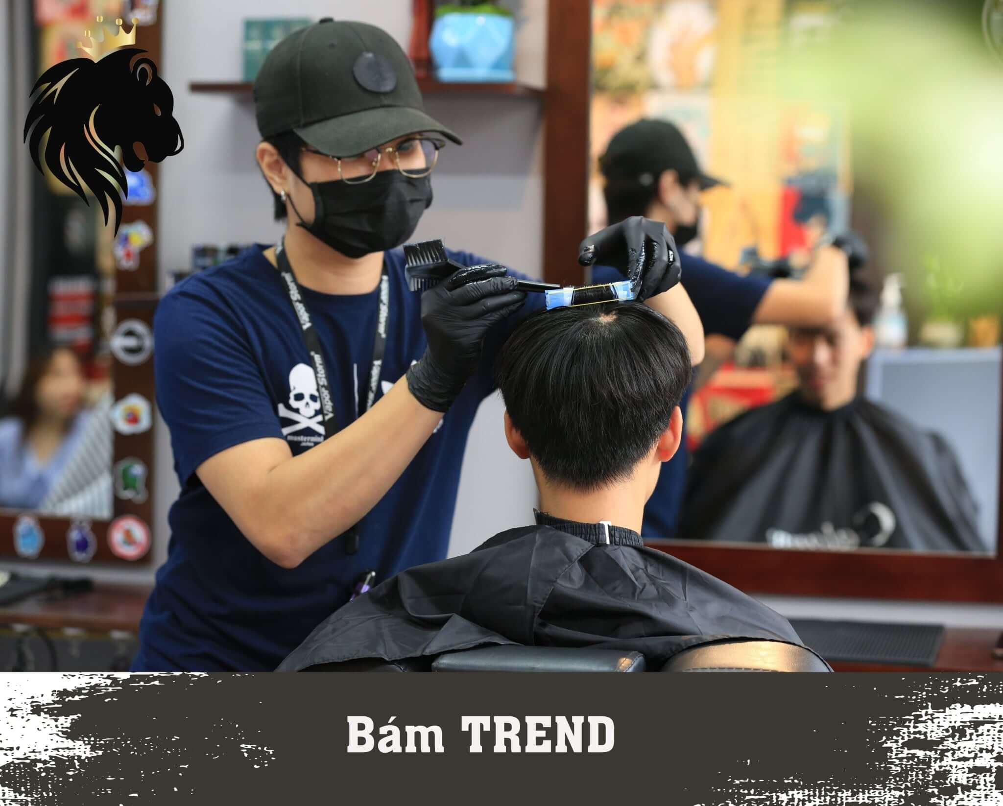cắt tóc nam mane-man barber