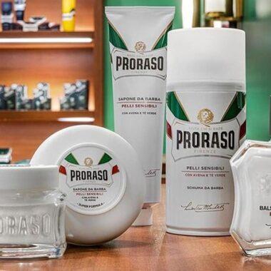 Thương hiệu Proraso Ý – Chuyên chăm sóc râu cho nam giới từ năm 1908