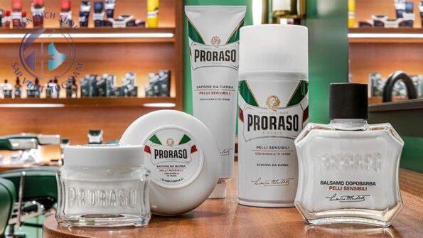 thương hiệu proraso Ý