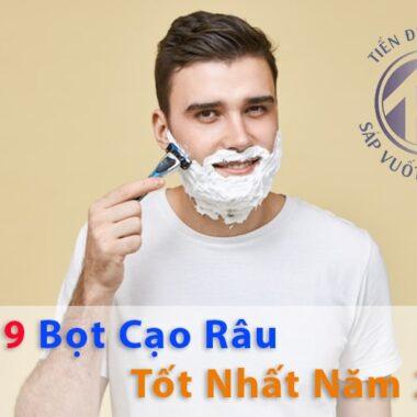 #FULL NAM GIỚI – TOP 9 Bọt cạo râu tốt nhất bán chạy năm 2021